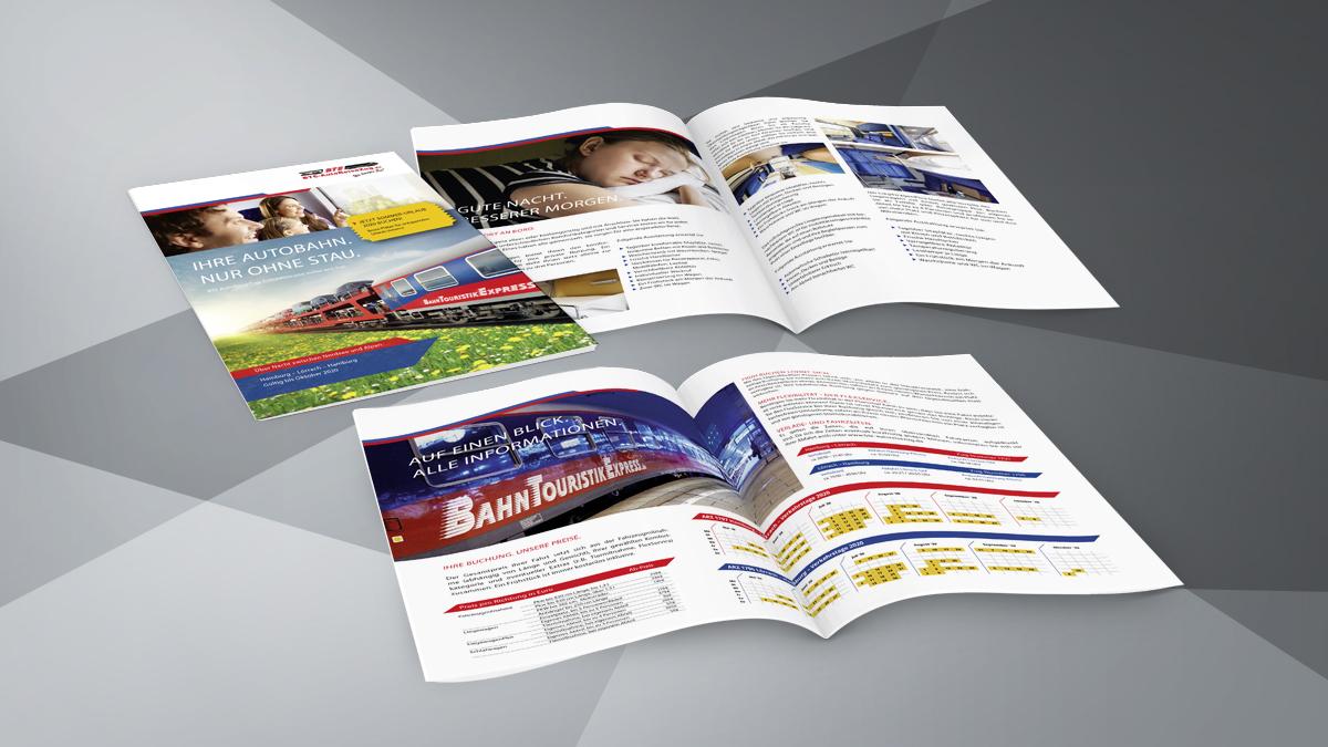 BahnTouristikExpress Fahrplanmagazin 2020