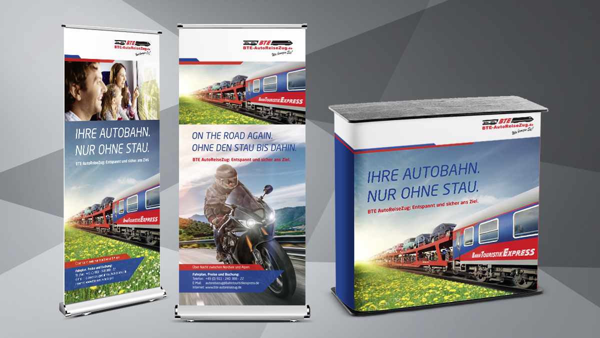 BahnTouristikExpress Saisonauftakt Autozug 2020